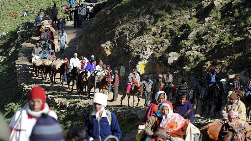 Amarnath yatra concludes: Over 2.6 Lakh paid obeisance