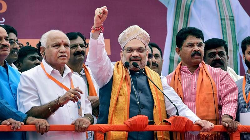 Amit Shah is all praises for capping of knee-transplant price