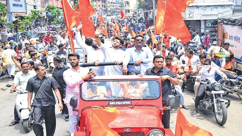 Mumbai: MBMC polls are a family affair for some