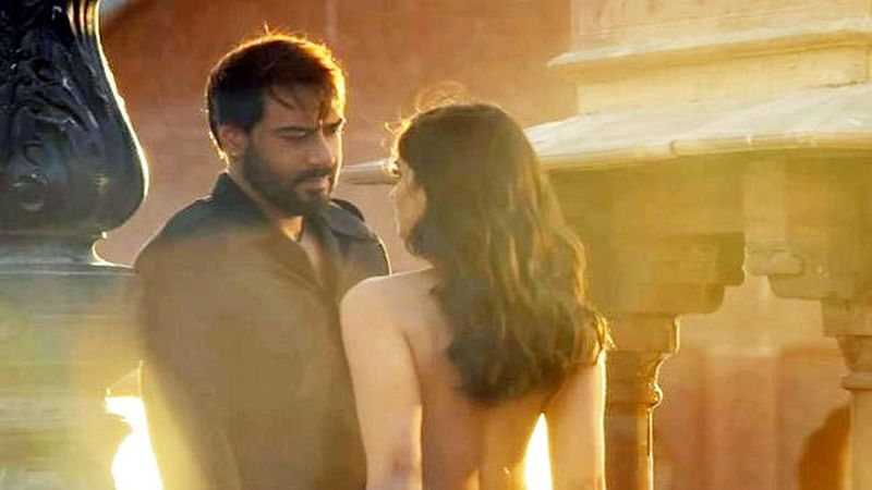 We've not made porn film: Ajay Devgn on reports of trimming intimate scenes from 'Baadshaho'