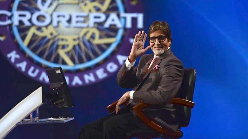 KBC 10: Amitabh reveals shocking fact about Abhishek Bachchan's eating habit