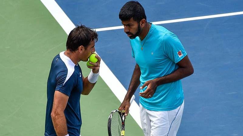 Cincinnati Masters: India's campaign ends as Mirza, Bopanna crash out