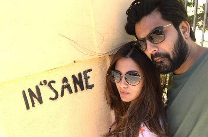 Breaking: Riya Sen ties the knot with Shivam Tewari in a private ceremony