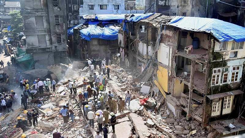 Thane: Teenage girl killed in Bhiwandi building collapse