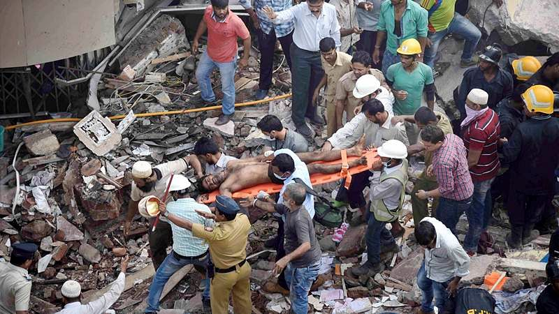 Mumbai building collapse: Death toll in Bhendi Bazar mounts to 22