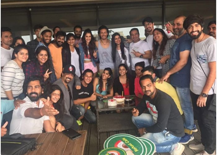 Tiger Shroff, Disha Patani start shooting for 'Baaghi 2'