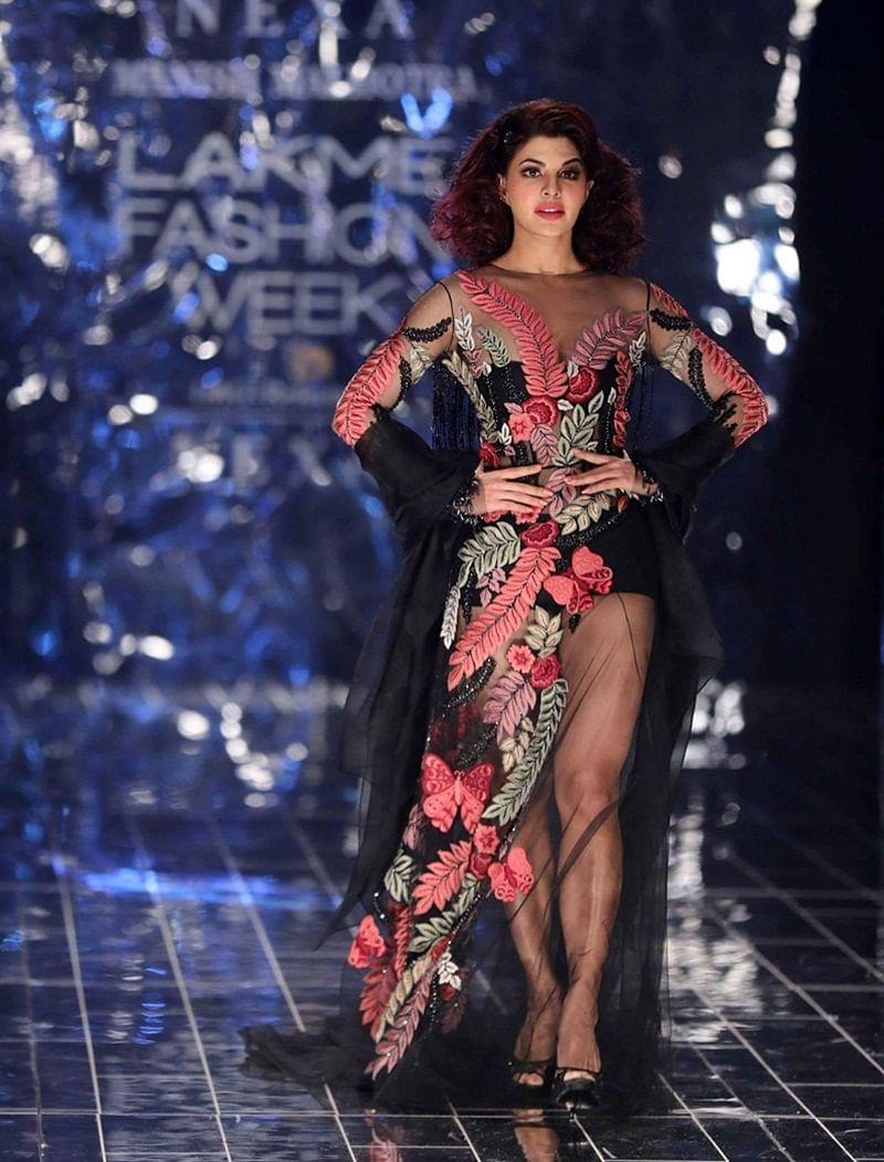 LFW 2017: Manish Malhotra gives grand closing with Jacqueline, Aditya
