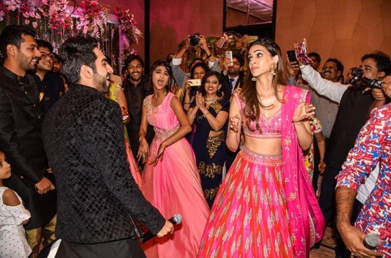 Bareilly Ki Barfi: When Ayushmann Khurrana, Kriti Sanon gate crashed an engagement party