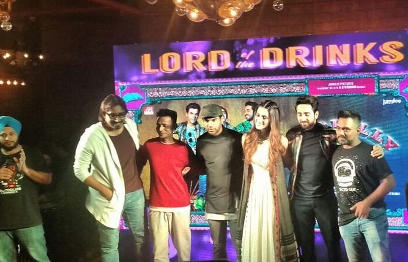 Not scared of dancing on screen, says Rajkummar Rao