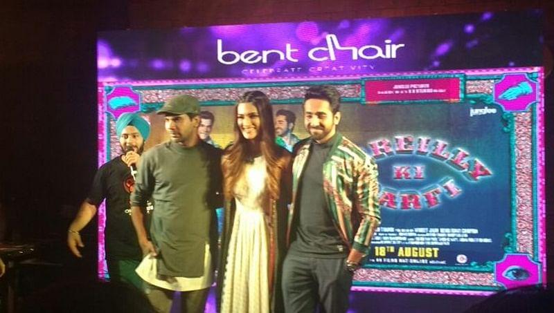 Bareilly Ki Barfi new song 'Twist Kamariya': Sangeet ceremony with desi thumka