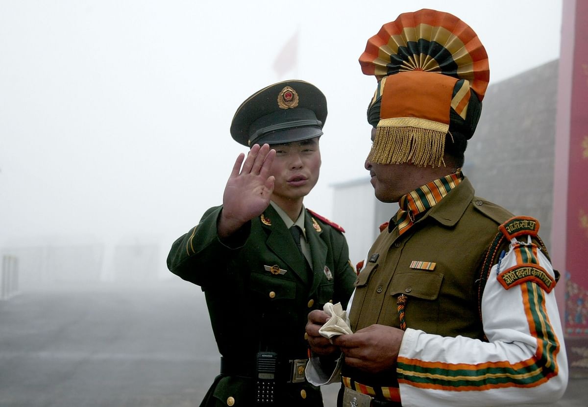 If we enter India, it will be chaos: Chinese Foreign Ministry