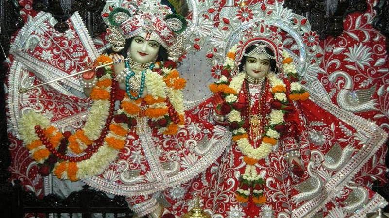 Mumbai: Girgaon ISKCON celebrates Janmashtami