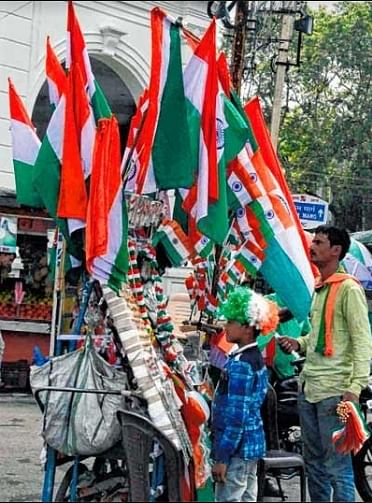Ujjain: City awakens to 70th Independence Day