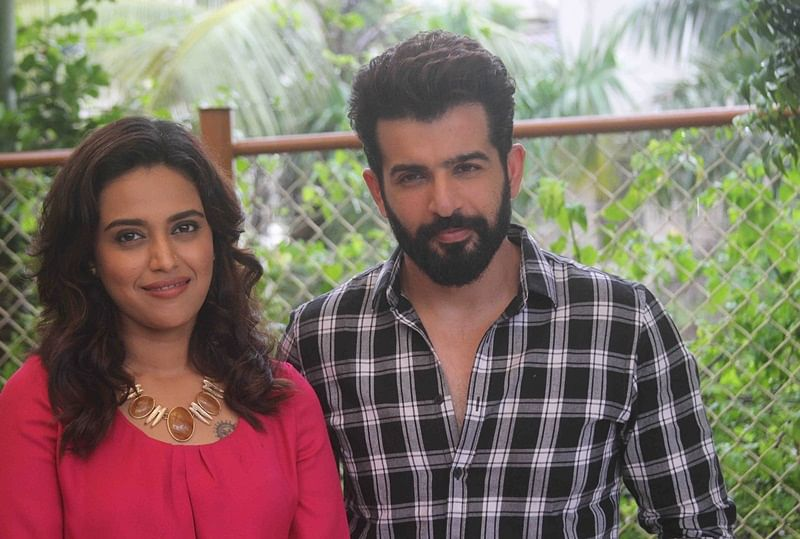"Swara Bhaskar and Jay Bhanushali begin shooting for ""The Suicide Company Pvt. Ltd."