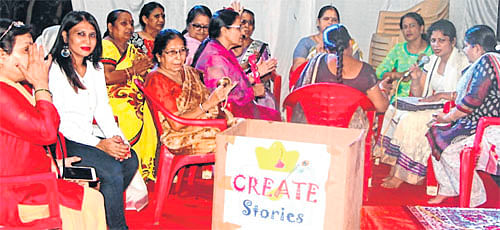 Indore: Joyful Bag Wonderful means of sharing and spreading goodness