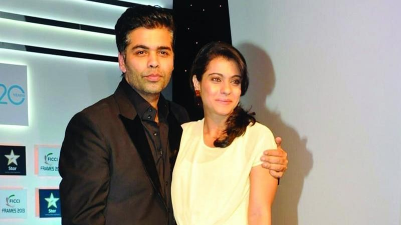 Must Read! The reason behind Kajol and Karan Johar's 'Patch-Up'