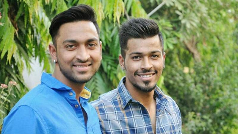 Proud of you big brother: Hardik Pandya on Krunal Pandya