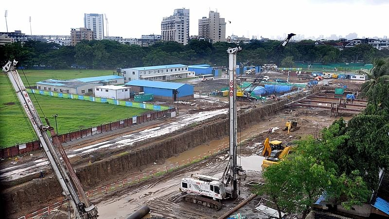 Mumbai: Metro III affected residents to be shifted to two areas