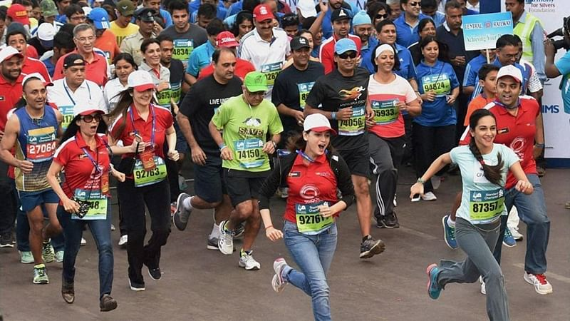 Tata Group becomes title sponsors of Mumbai Marathon