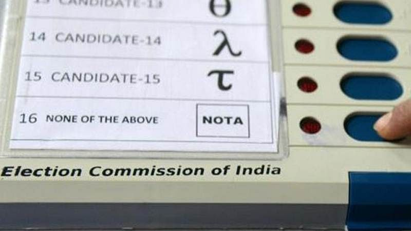 Congress moves Supreme Court against NOTA, hearing tomorrow
