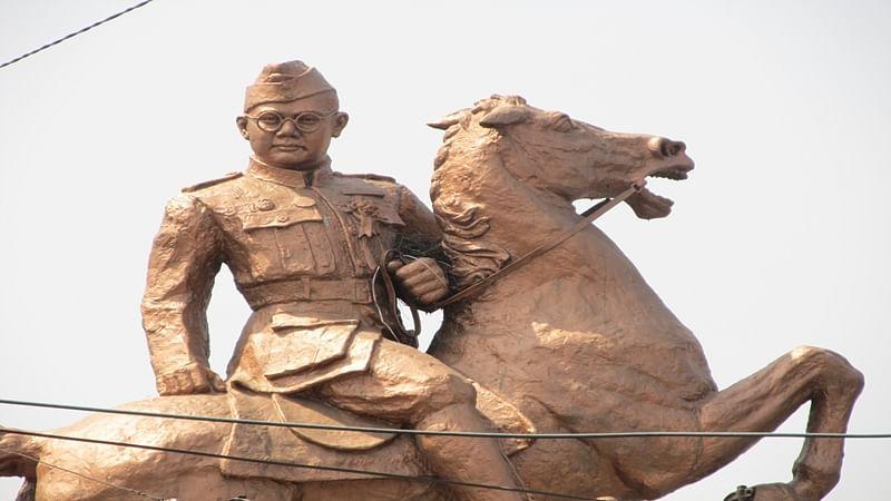 West Bengal: Netaji Subhas Chandra Bose statue vandalised in Birbhum district