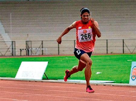 Nirmala Sheoran disappoints, finishes among bottom heap