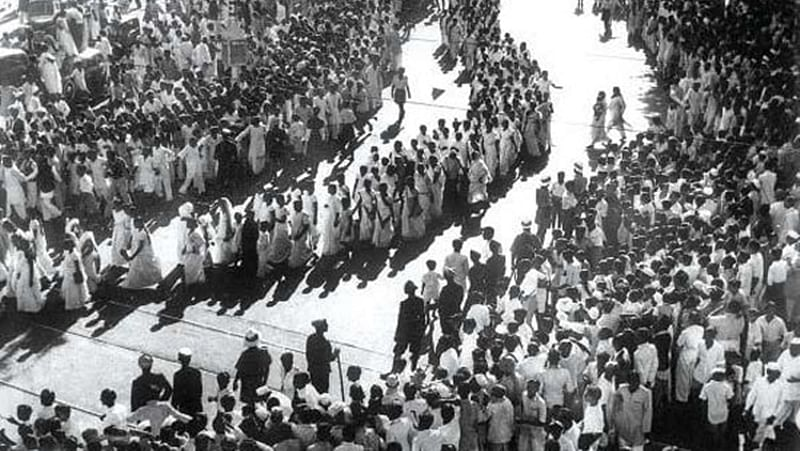 Quit India Movement: All you need to know in 10 points