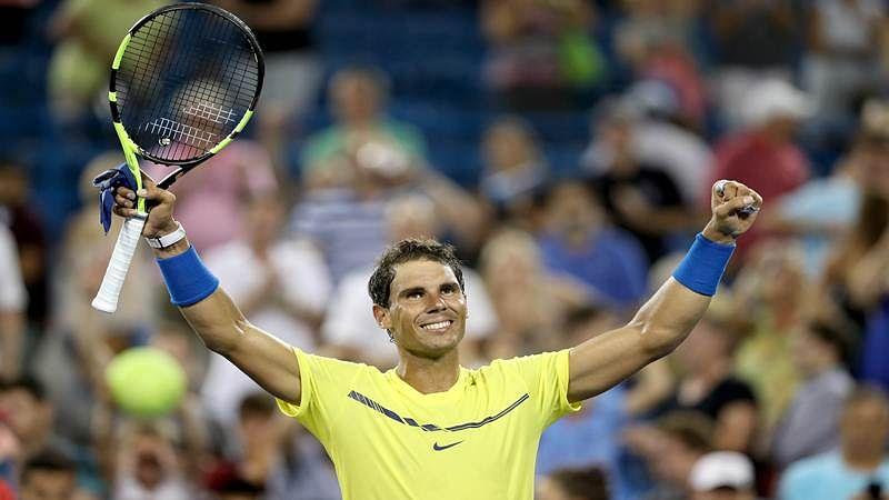 Rafael Nadal cruises, Ramkumar Ramanathan out of Cincinnati Open