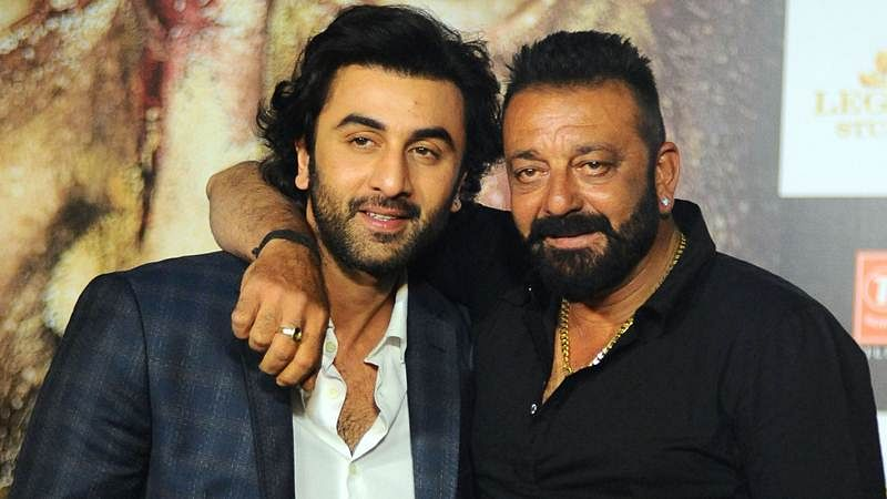 I can never be Sanjay Dutt in real life: Ranbir Kapoor at Bhoomi trailer launch