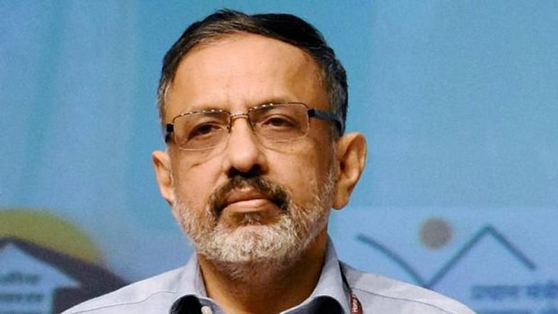 Rajiv Gauba takes charge as Union Home Secretary