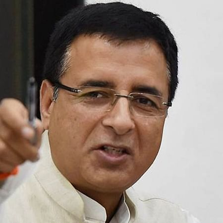 Democracy stands dead in hands of BJP: Randeep Surjewala on Chidambaram's arrest