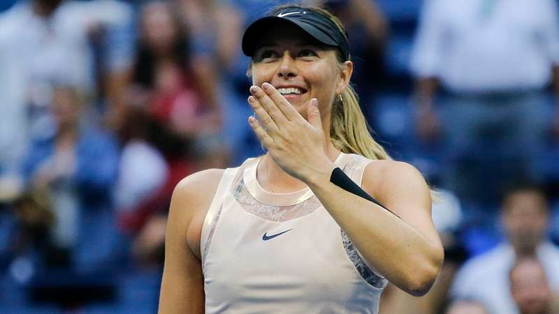 US Open 2017: No question that I'm feared again says Maria Sharapova