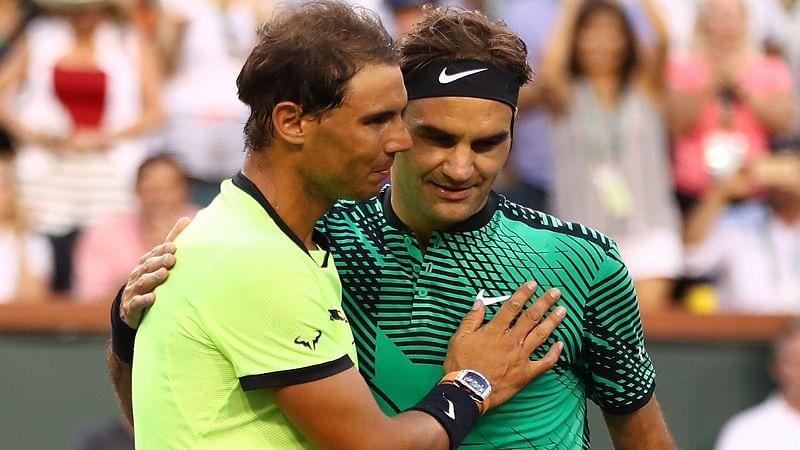 Rafael Nadal and Roger Federer back in the hunt for No. 1