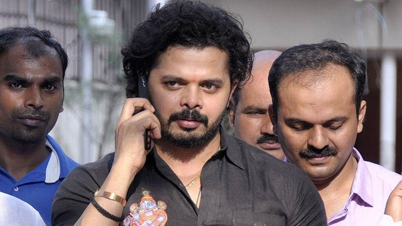 BCCI is not above God, says angry S Sreesanth