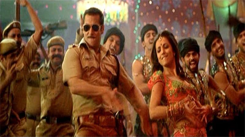 Scoop! Munni Malaika Arora excited to dance with Chulbul Salman in 'Dabangg 3'