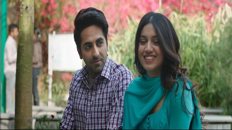 'Shubh Mangal Saavdhan' Trailer: Ayushmann and Bhumi's chemistry shines with meaningful content!