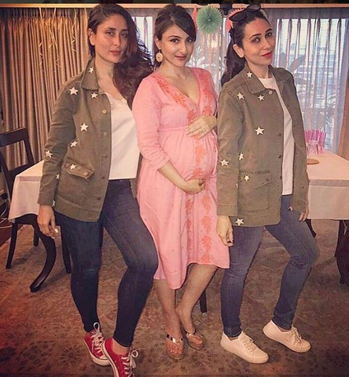 Soha Ali Khan terms Kareena, Karisma queens of fashion police
