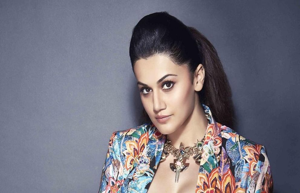 Unfair to demand equal pay unless you get big opening numbers: Taapsee Pannu
