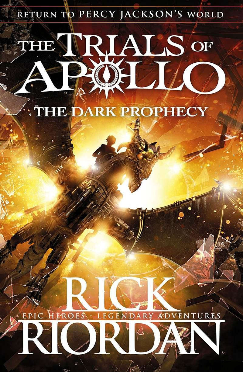 The Trials of Apollo: The Dark Prophecy- Review