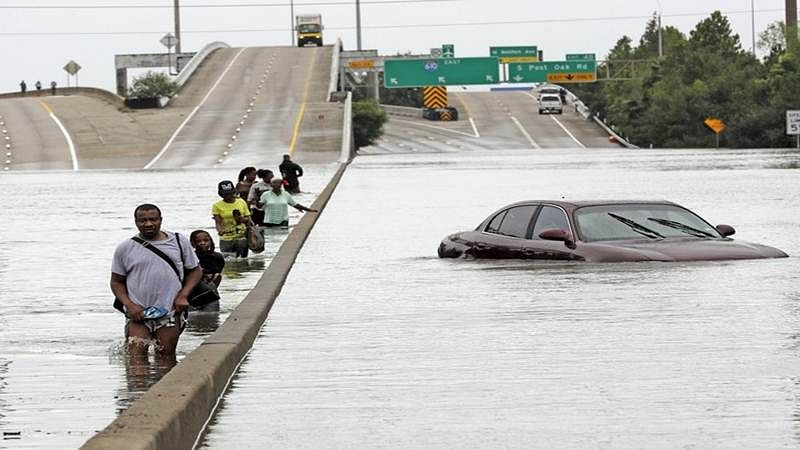 Indian-American doctors form relief fund for Harvey victims