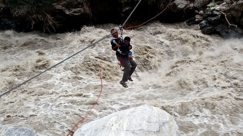 Rescue operations continue in Uttarakhand