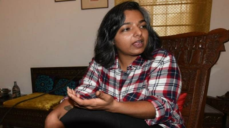 Chandigarh stalking case: Varnika slams critics, says nobody can point fingers at her character