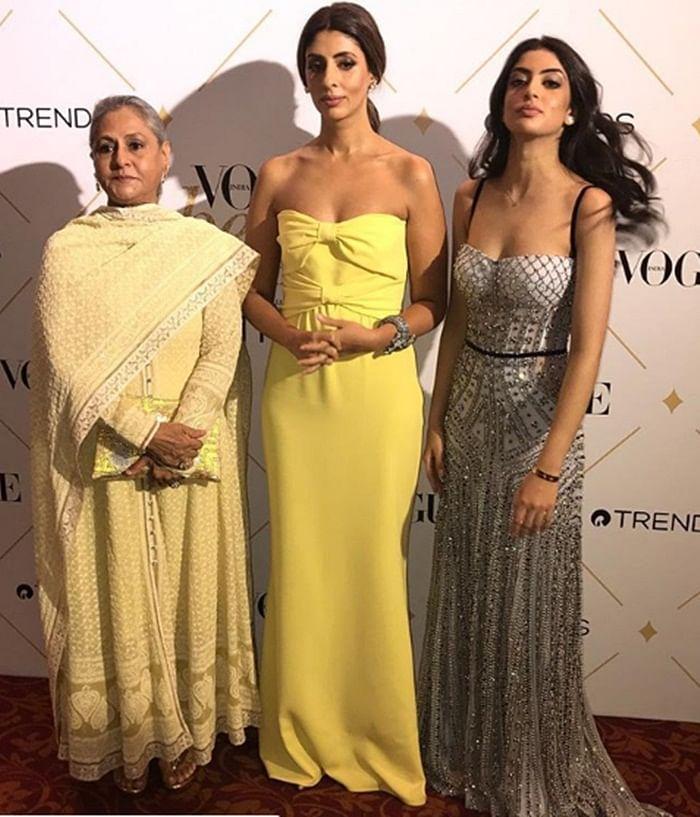 Vogue Beauty Awards 2017 winners list: Akshay Kumar, Bachchan family, Disha Patani shine