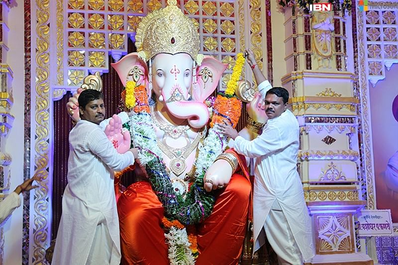 Mumbai: A mandal where you can pay for the Ganesh idol only after 2030