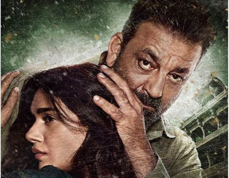 Movie Review 'Bhoomi': Sanjay Dutt, Aditi Rao chemistry elevates the film