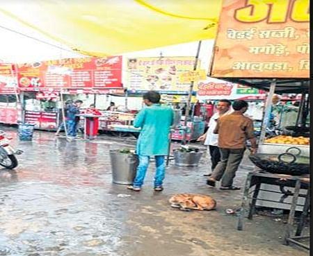 Bhopal: BMC turns a blind eye to encroachment