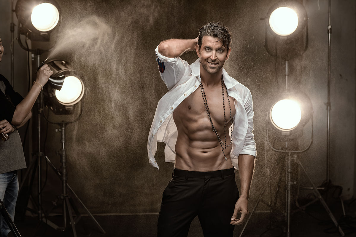 Hrithik Roshan is focussing on his fitness for now, but refrains from confirming on his next film