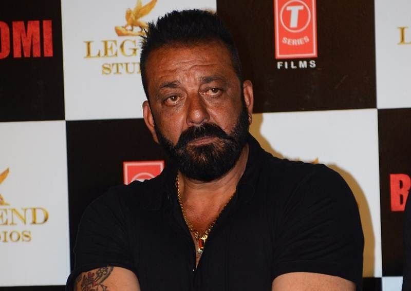 Sanjay Dutt  is returning to the big screen as a vengeful father in Bhoomi