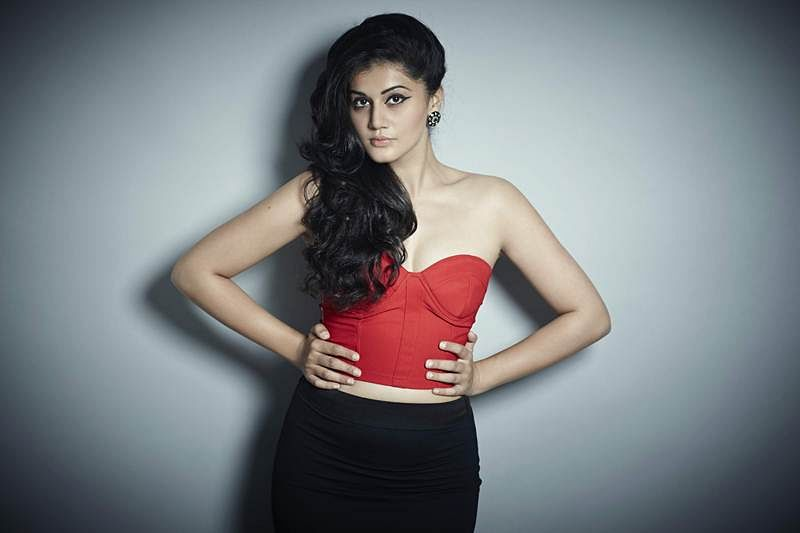 Doing commercial films is as tough as hard-hitting roles, says Taapsee Pannu