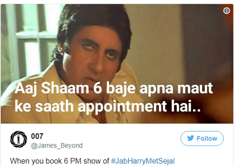 These memes on 'Jab Harry Met Sejal' are way funnier than the film itself